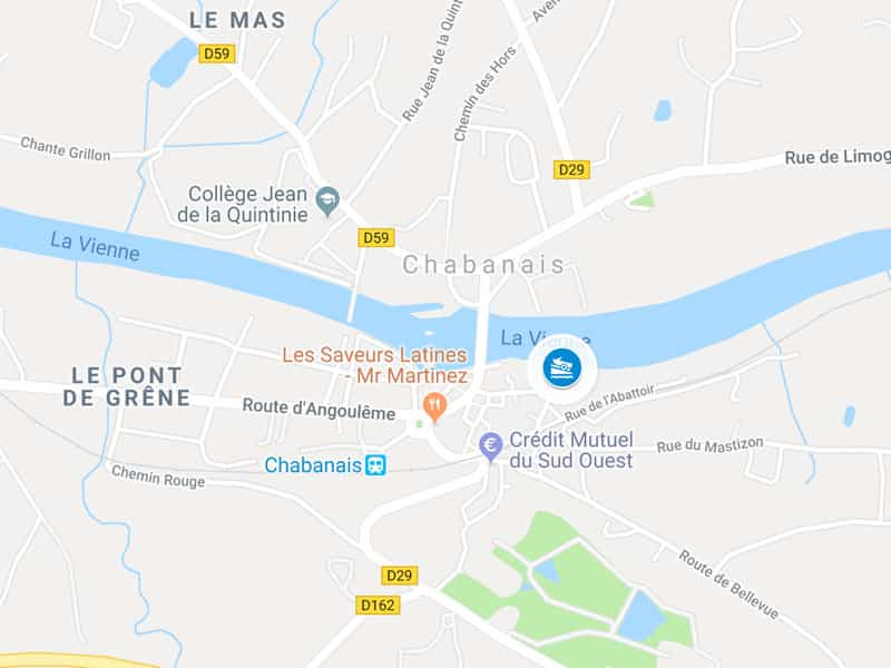 Chabanais/Barrage de Pilas