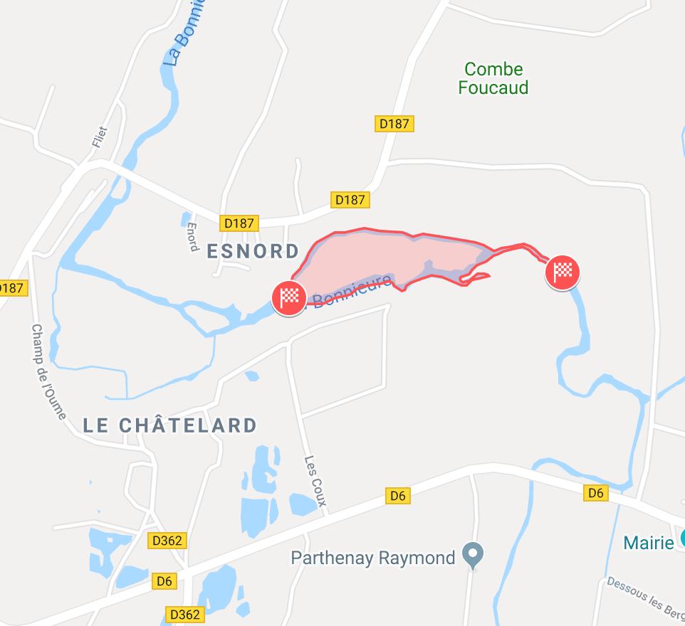 St Ciers (rivière Bonnieure)