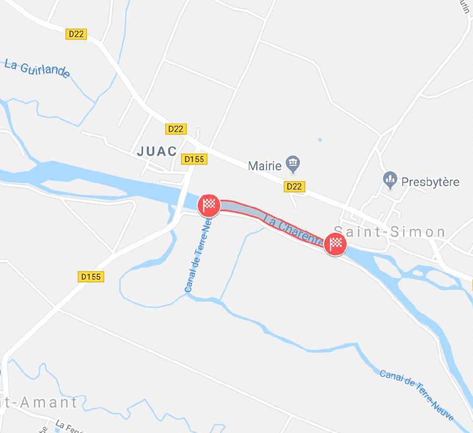 Saint Simon (fleuve Charente)